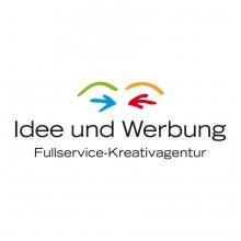 Idee und Werbung