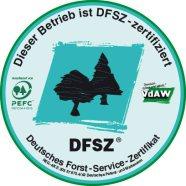 Deutsches Forst-Service-Zertifikat